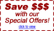 Queen City Vacuum Coupons & Special Offers